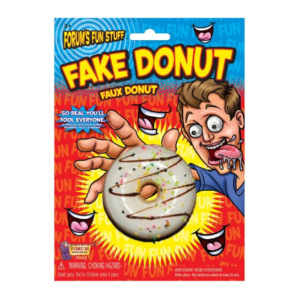 Donut Fake False Doughnut